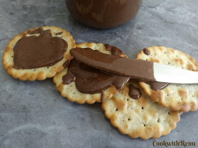 Hazelnut Chocolate Butter