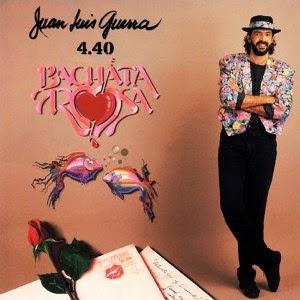 Carátula del disco Juan Luis Guerra y 400 - Bachata rosa (1990)
