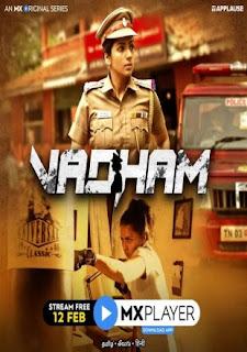 Vadham 2021 Season 1 Full Movie Download 720p