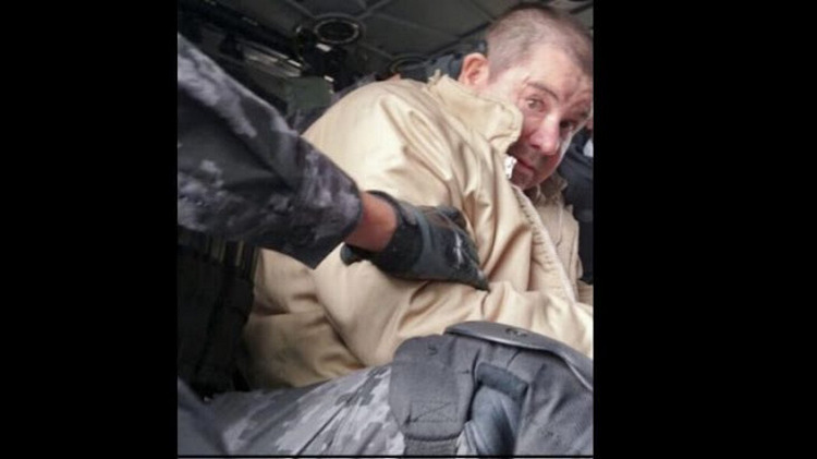 El audio con el que Estados Unidos inculpó a 'El Chapo' Guzmán