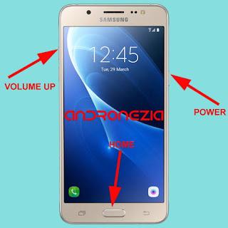 Cara Hard Reset Samsung Galaxy J5 2016