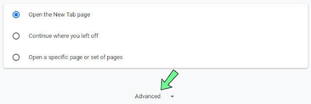 Cara mengganti bahasa google chrome