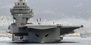 فرنسا تقرر إنهاء مهمة حاملة الطائرات شارل ديغول بسبب فيروس كورونا