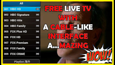 EXCLUSIVE IPTV APK WITH ALL AMAZING FAST CHANNELS