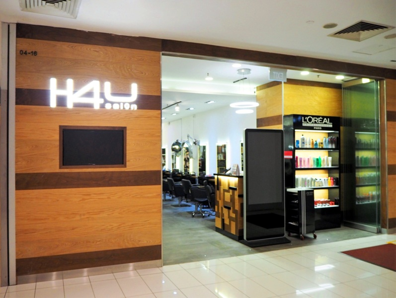 somerset mrt centrepoint h4u hair salon