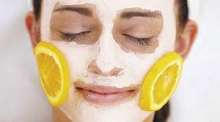 Mascarilla antiarrugas con limón