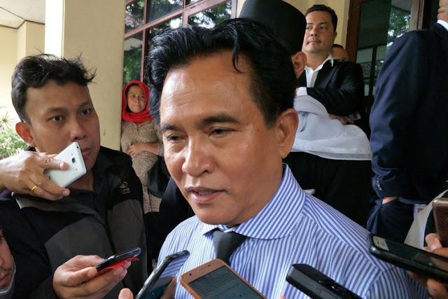 Yusril Kritik Anies Sandi Cabut HGB Pulau Reklamasi, Nah Loh..