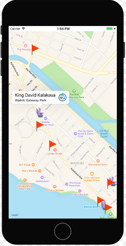 Huawei Map Kit to Rival Google Map