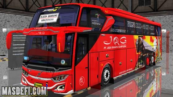 livery jb3 tronton volvo b11r jrg