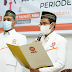 Lantik Struktur DPD se-Sumbagut, Hendry Munief: Harus Tercepat Layani Rakyat