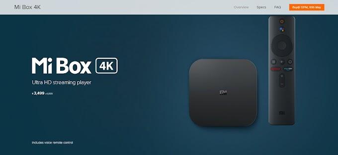 Mi Box 4k India में लॉन्च | अब अपने पुराने टीवी को बनायें स्मार्ट | Detail in Hindi