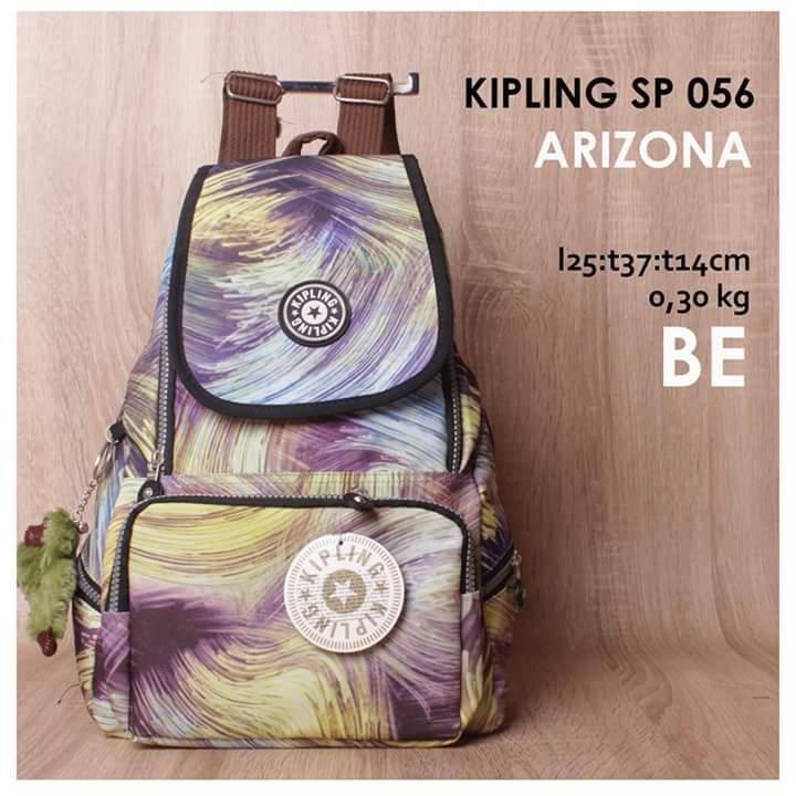 jual online tas ransel kipling arizona terbaru dengan motif keren dan harga murah - sp 067