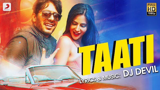 Dj Devil - Taati Lyrics | Alina Rai | YoLyrics