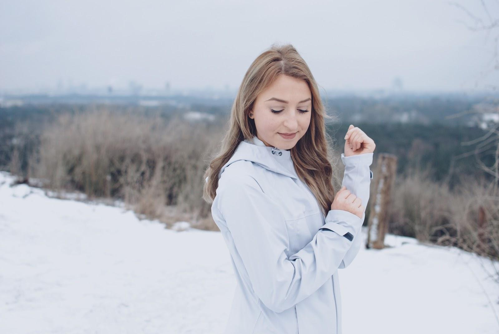 SNOW DAY STUNNER W/ UNIQLO SPORT