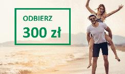 300 zł za konto BNP Paribas