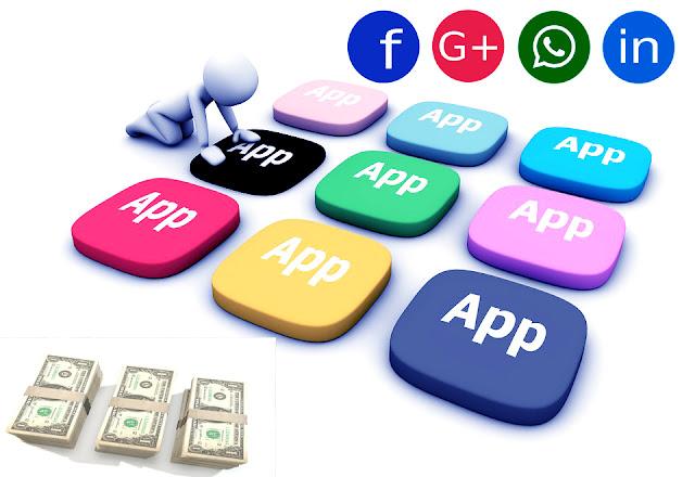 وصل إيرادات Apple App Store و Google Play           39 مليار دولار من  إلى النصف الأول من هذا العام - بزيادة 15.4 في المائة من 34.4 مليار دولار المستهلك الذي أنفقه في كلا المتجرين في النصف الأول من العام الماضي ، وفقًا لتقرير جديد صادر عن شركة Sensor Tower لتطبيقات الهاتف المحمول .    وأظهر البحث أنه بينما أنفق المستهلكون ما يقدر بنحو 25.5 مليار دولار على مستوى العالم على متجر تطبيقات أبل في النصف الأول من عام 2019 ، فإن إجمالي الإيرادات المقدرة لشركة Google Play كان 14.2 مليار دولار للنصف.