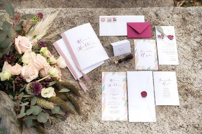 partecipazioni design matrimonio