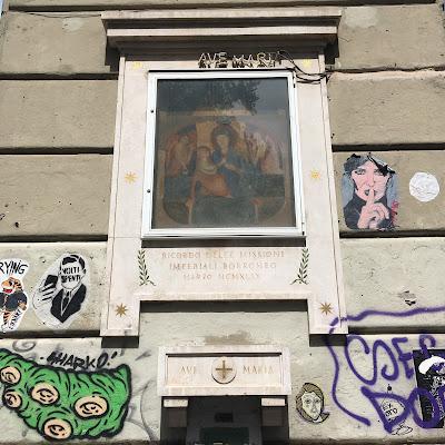 Madonna con Bambino San Cosimato