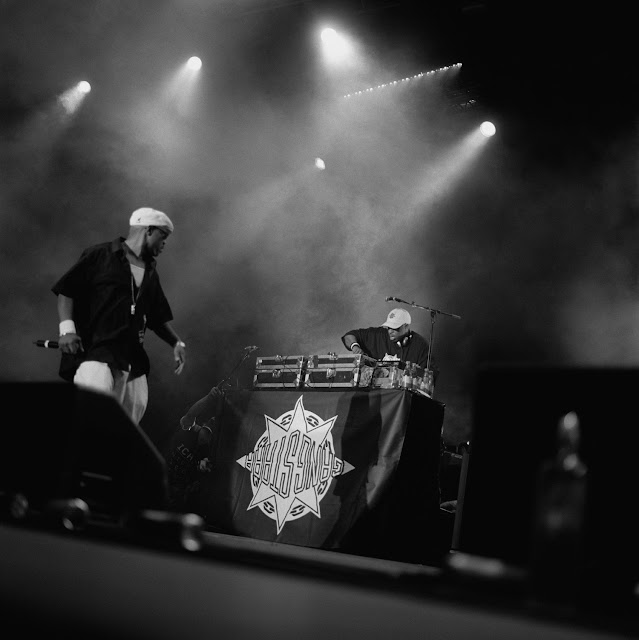 Gang Starr in Hamburg 1999