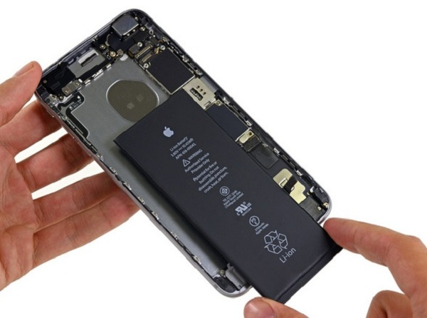 thay pin iphone 6s 1