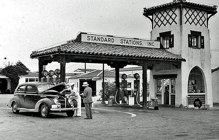 Gasolina de Standard Oil Company