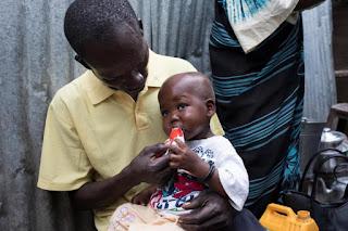 كل 5 ثواني يموت طفل دون سن 15 حول العالم