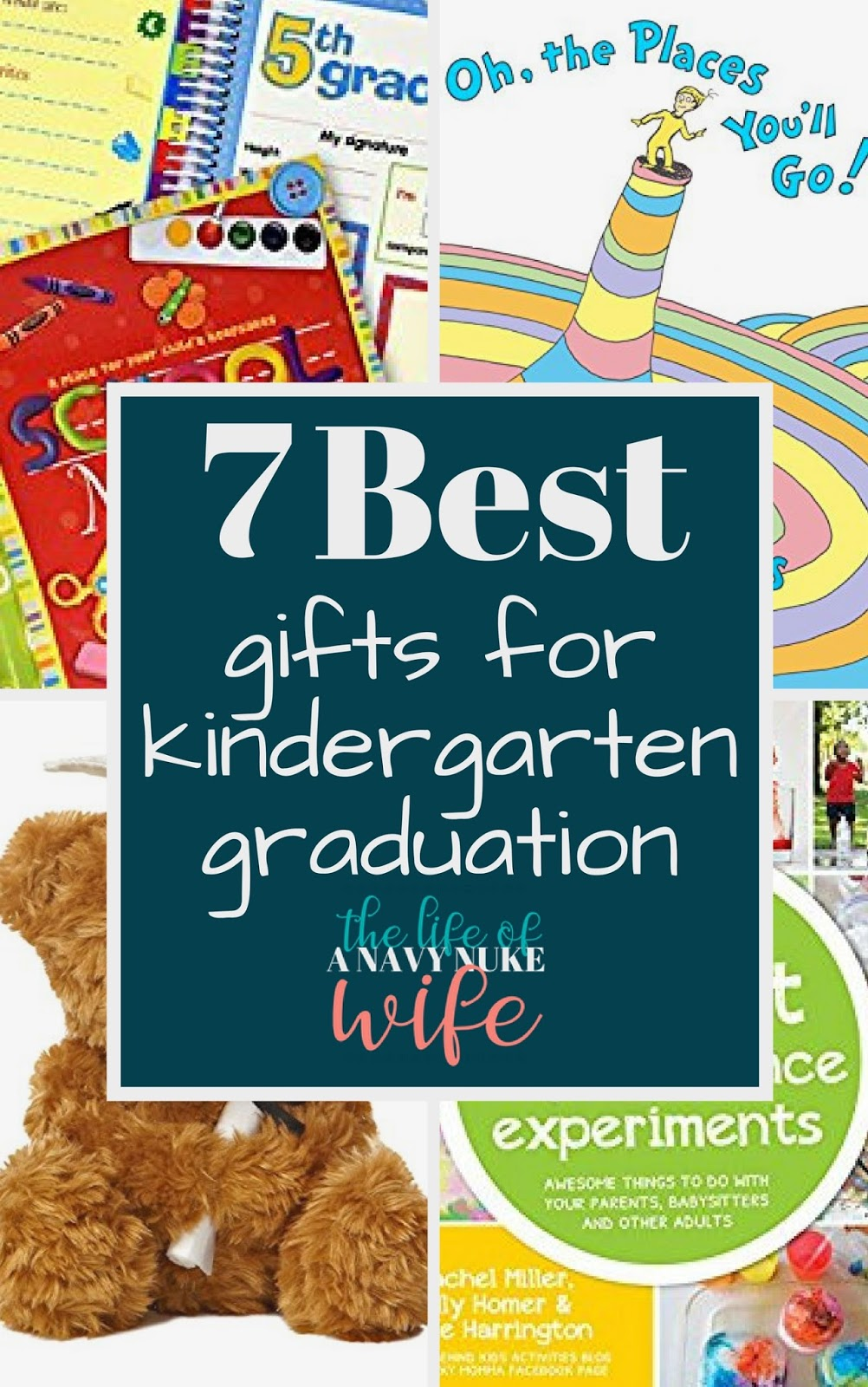 preschool or kindergarten graduation gifts - the life of a navy nuke