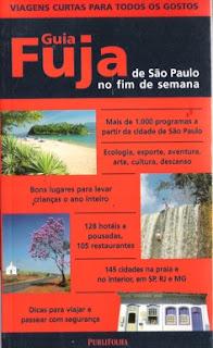 Fuja de São Paulo no fim de semana