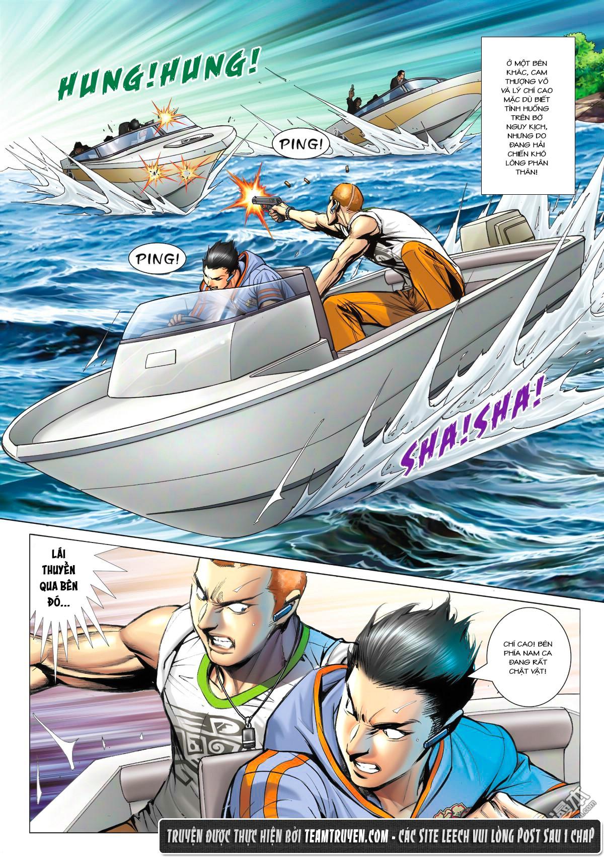 Người Trong Giang Hồ NetTruyen chap 1520 - Trang 12