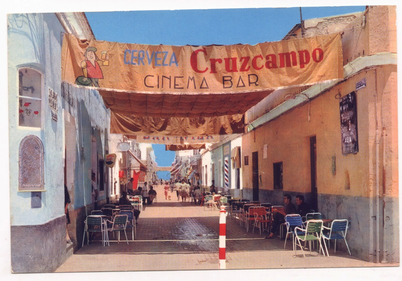 Cyrano de Utrera: CHIPIONA (Cádiz)