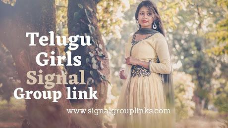 Best Active & New Telugu Signal Group Link