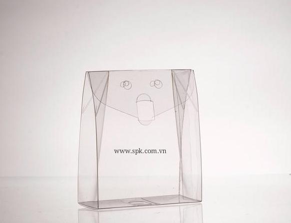 Túi nhựa trong suốt PVC PET