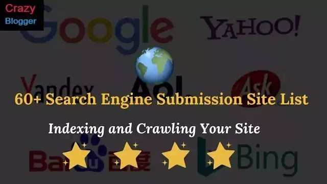 {Updated} 60+ Search Engine Submission Site List | Free Search Engine Submission List
