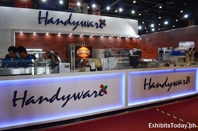 Handyware Tradeshow Display