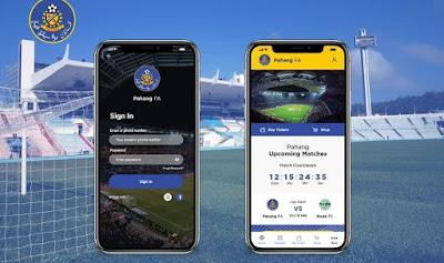 Cara Beli Tiket Bola Pahang Online 2020