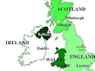 επίλυση του ζητήματος της Ιρλανδίας και της Βόρειας Ιρλανδίας