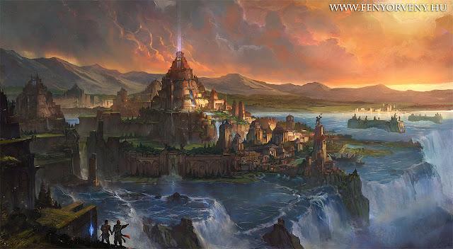 Atlantisz elsüllyedése