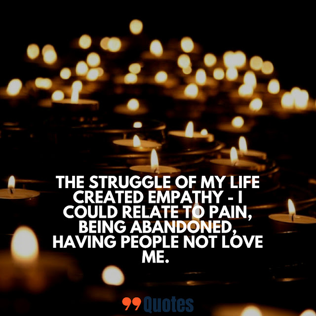 struggle with life quotes