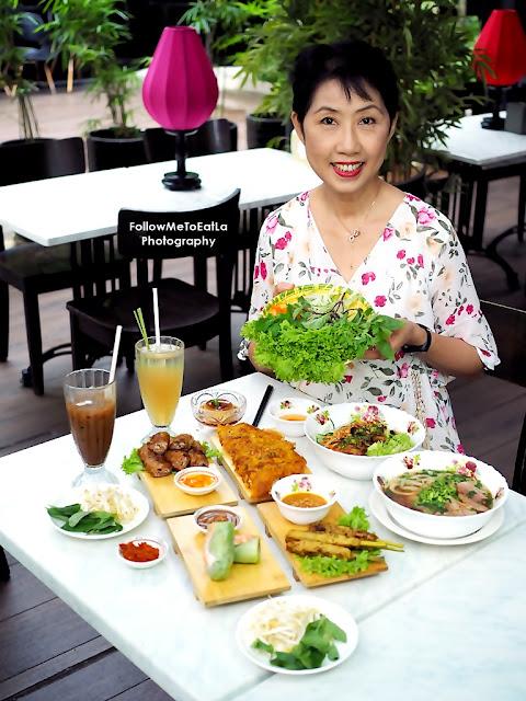 RASA VIET Authentic Muslim-Friendly Vietnamese Restaurant  The Sphere Bangsar South Kuala Lumpur