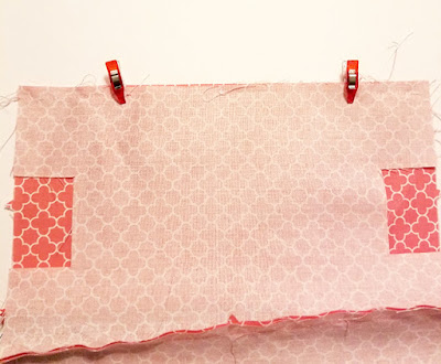 sew zipper pouch with liner