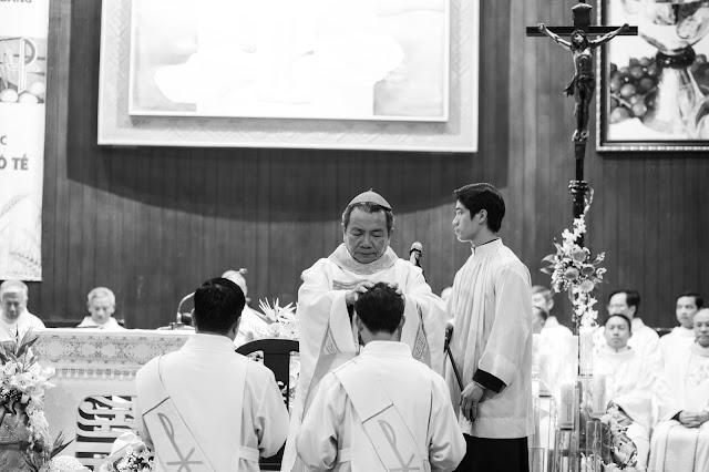 Lễ truyền chức Phó tế và Linh mục tại Giáo phận Lạng Sơn Cao Bằng 27.12.2017 - Ảnh minh hoạ 162