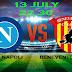 PREDIKSI SKOR BOLA S.S.C. Napoli vs Benevento Calcio 13 July 2019