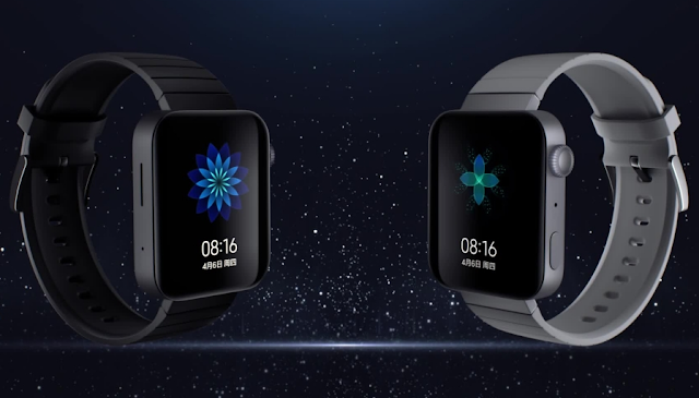 ساعة شاومي Mi Watch متوافقه الآن مع نظام iOS
