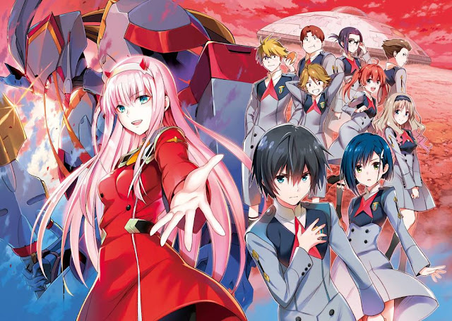 Darling in the FranXX Subtitle Indonesia Batch
