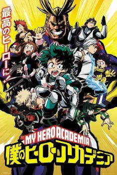 Boku no Hero Academia 1ª Temporada Torrent - BluRay 720p Legendado