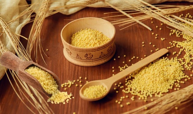 What Is Couscous Made From ?