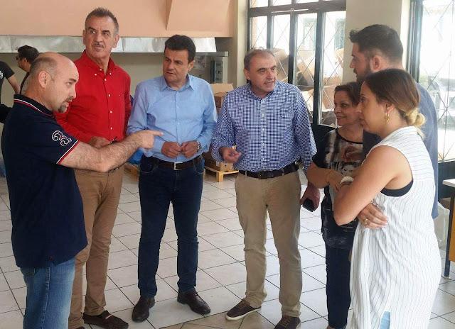 Ολοκληρώθηκε η διανομή τροφίμων της Κοινωνικής Σύμπραξης Λάρισας για τους απόρους (ΤΕΒΑ)