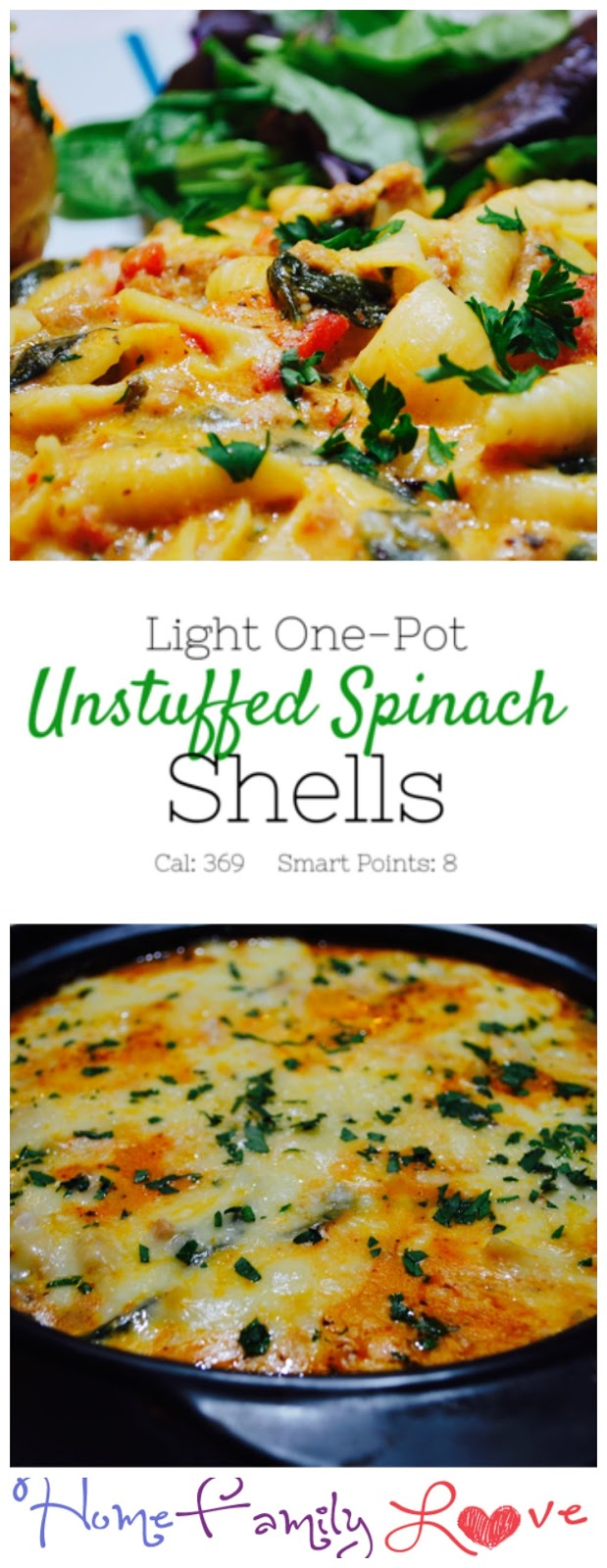 Healthy dinner ready in 30 minutes and goes great with a weight watchers meal plan.