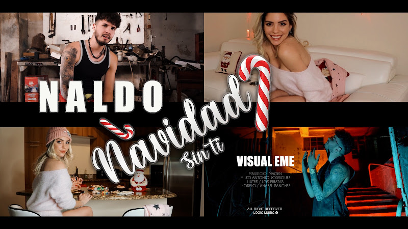 🎤 Naldo - ¨Navidad sin ti¨ 📺 Videoclip - 🎬 Director: Visual EME. Portal Del Vídeo Clip Cubano. música cubana. Reguetón. Cuba.