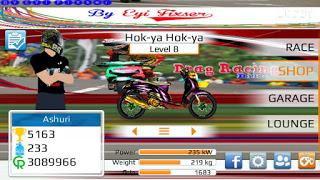 drag racing bike edition 2.0 2 mod apk unlimited money